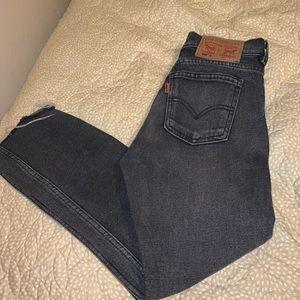 Levi's Vintage Straight Legged Jean